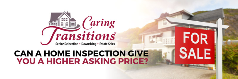 Can a Home Inspection Give You a Higher Asking Price?